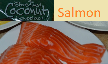 Salmon Dinner: Get Your Omega-3s!!